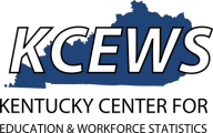 Kentucky Center for Education and Workforce Statistics Logo and Link to the Home Page